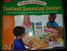 LAKESHORE  Learning instant Weather center, home school,  new opened box