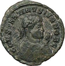 CONSTANTINE II Jr. Authentic Ancient Roman Coin ALTAR i22170