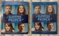 Sleeping With Other People Bilingual Blu-Ray With Slipcover Canadian Release New