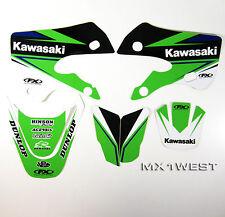 Factory Effex EVO 14 Graphics Kawasaki KX65 KX 65 00 02 05 07 09 11 12 13 14 16