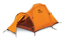 MSR Fury 2 person Tent New Ex-demo w/ FREE FOOTPRINT (no packaging or guylines)