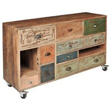 Hunter Drawer Chest 56W x 18D x 34H hand crafted 547205DdnI