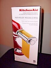 KitchenAid Pasta Roller Attachment KSMPSA NEW IN BOX  ** FREE SHIPPING **