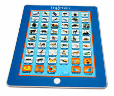 Interactive Play Pad  Learn Sounds & Looks Of Animals AND MORE! Ages 3 - 8  NEW