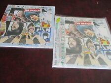 BEATLES ANTHOLOGY 3 JAPAN OBI COLLECTORS RARE 3 LP SET + UK APPLE COMPARISON SET