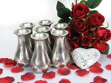 Runde moderne Deko-Blumentöpfe & -Vasen aus Metall
