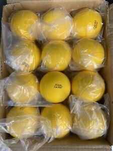 Jugs Lite-Flite Baseballs Lot Of 12 Count 1 Dozen 9 Inch Never Used !