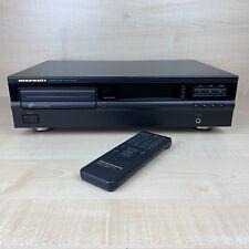 Marantz CD-42 reproductor de CD + Control Remoto Excelente Estado Completo Funcionamiento