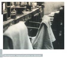Musiquette. Improvisations on Górecki CD (Ziporyn Szuszkiewicz Pałosz)
