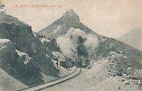 COLORADO CO – St. Peter's Dome Short Line Railway - 1909