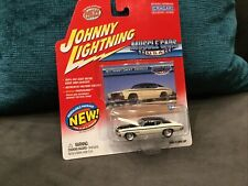 1971 White Chevy Chevelle Jl Johnny Lightning Muscle Cars Usa R2 Great Detail