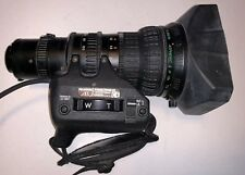Fujinon A19x8.7 BRM 28 AT2 Lens For Professional Video Camera