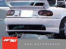 For Miata 90-97 Mazda WZ wizdom Rear Bumper Fiberglass body kit WZ-180R