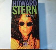 Howard Stern Exposed (VHS, 1996) BIOGRAPHY