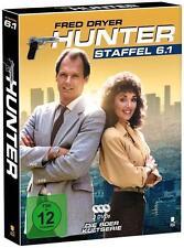 Hunter - Gnadenlose Jagd (Staffel 6.1 auf 3 DVDs im Digipack mit Schuber) (OVP)