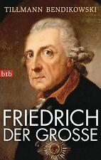 Friedrich der Grosse Tillmann Bandikowski  Biographie Taschenbuch ++Ungelesen ++