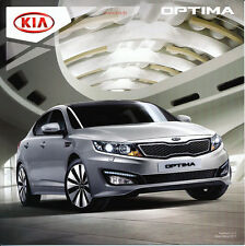 Kia - Optima -  1.7 CRDI - Prospekt - 02/2012- Deutsch - nl-Versandhandel