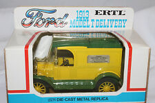 1980's Ertl Matchbox Museum, Private Label Truck, 1913 Model T Ford, Mint Boxed
