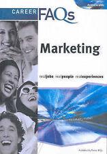 Career FAQs Marketing by Susanna Jaray (Paperback, 2006)  RRP $30.00
