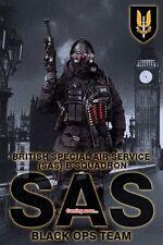 DID MA1005 British Special Air Service (SAS) Black Ops Team - Sean 1/6 INSTOCK