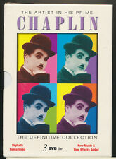 Charlie Chaplin – Artist In His Prime (1918-1923) The Gold Rush / The Kid Etc.