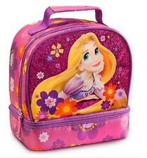 Disney Store Tangled Princess Rapunzel School Lunch Tote Bag for backpack