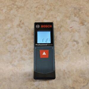 Bosch Laser Distance 65' Tape Measure GLM 20 Range Finder Measurer Tool