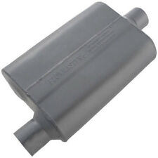 """Flowmaster 40 Series Muffler 2.5"""" Offset In & Center Out (13"""" Long 10"""" Wide)"""