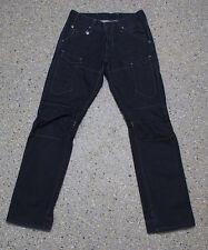 G STAR General 5620 Tapered Pantaloni Jeans w29 l32 Raw Denim h165
