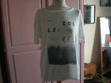 Abercrombie & Fitch Over-sized Slogan T Shirt S