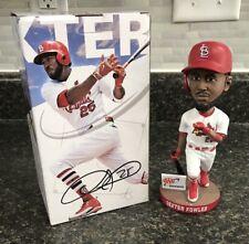 Dexter Fowler St. Louis Cardinals Bobblehead SGA 4/21/18 w/ Box
