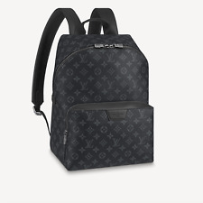 Louis Vuitton Discovery Backpack Monogram Eclipse Canvas PM M43186