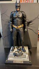 HOT TOYS DX12 Dark Knight Rises Batman Bruce Wayne USED COMPLETE