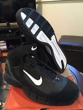 Nike Air Zoom Huarache 2K5 Kobe Black Size 10 Deadstock Jordan 1 3 11 SB Dunk
