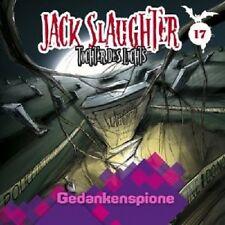 JACK SLAUGHTER-TOCHTER DES LICHTS - 17: GEDANKENSPIONE  CD NEU +++++++++++
