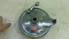 1965 honda ca77dream 305 H370-1~ rear brake plate