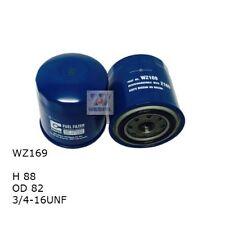 WESFIL DIESEL FUEL FILTER FOR HOLDEN RODEO TFS55 4X4 4JB1-T 2.8L TURBO 1990-2003