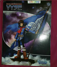 SKIES OF ARCADIA VYSE EXCLUSIVE STATUE 43 CM FIRST 4 FIGURES F4F NEW 080/425
