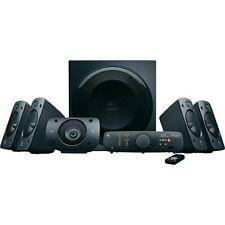 Logitech Z906 3D Stereo Lautsprecher THX (Dolby 5.1 Surround Sound und 500