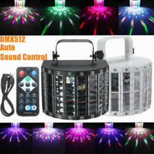 30W DMX512 RGBW LED Stage Light Auto/Sound Control 9 Color DJ Disco Lamp +Remote