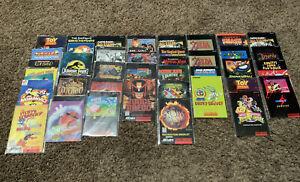 Huge Lot of (SNES) Super nintendo Manuals Only. 32 Instruction Manuals In Total
