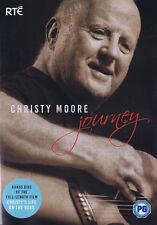 Christy Moore - Journey (RTÉ Documentary) | NEW & SEALED DVD (+ Bonus Disc)