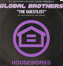 GLOBAL BROTHERS - Le Guestlist - Houseworks