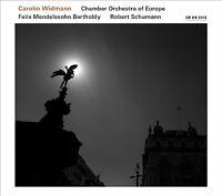CAROLIN/COE WIDMANN - FELIX MENDELSSOHN BARTHOLDY/ROBERT SCHUMANN   CD NEU