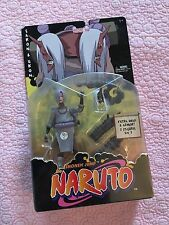 Mattel Shonen Jump Naruto Sakon & Ukon figure OOP Rare Brand New on card