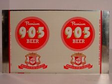 9-0-5 PREMIUM BEER - South Bend, In - 12 oz UNROLLED FLAT TOP or PULL TAB CAN