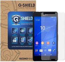 G-Shield® Vitre Film Protection en Verre Trempé d'écran Sony Xperia Z3 Compact