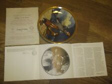 Knowles, Rockwell Rediscovered  Plate, Certificate of Authenticity Collection