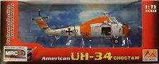 Easy Model MRC 1/72 UH-34G Choctaw German Navy Built Up Helicopter 37014