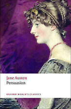 Persuasion n/e (Oxford World's Classics), Austen, Jane, Excellent Book